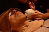 メンズラクシア脱毛の施術